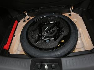 2017款1.5TCI DCT精英型 备胎