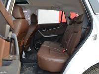 空间座椅陆风X5 plus后排空间