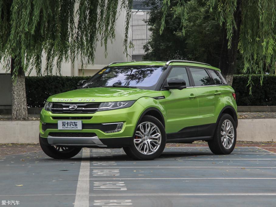 陆风X7现车在售 购车享最高3000元优惠