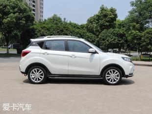 陆风汽车2017款陆风X2
