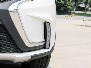 2017款1.6L 自动铂锐版 雾灯