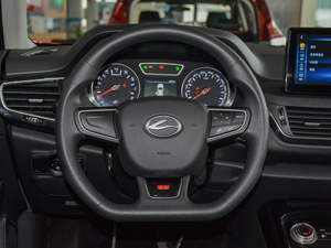 2018款试装车 方向盘
