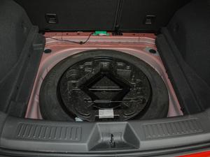 2018款试装车 备胎