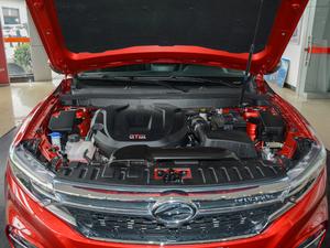2018款试装车 发动机