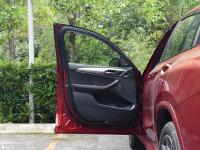 空间座椅宝马X4驾驶位车门