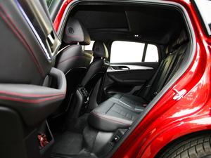 2018款xDrive 30i M运动套装 后排空间