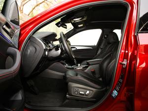 2018款xDrive 30i M运动套装 前排空间