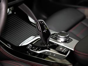 2018款xDrive 30i M运动套装 变速挡杆