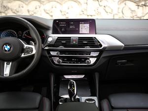 2018款xDrive 30i M运动套装 中控台