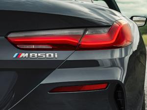 2018款M850i Convertible 细节外观