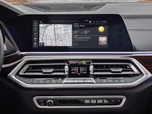 2019款xDrive30d 中控区