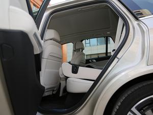 2019款xDrive40i 尊享型 M运动套装 后排座椅放倒