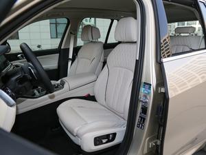 2019款xDrive40i 尊享型 M运动套装 前排座椅