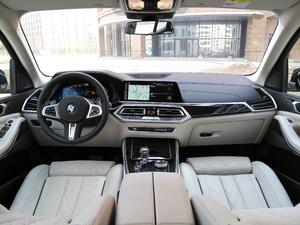 2019款xDrive40i 尊享型 M运动套装 全景内饰