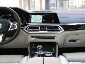 2019款xDrive40i 尊享型 M运动套装 中控台