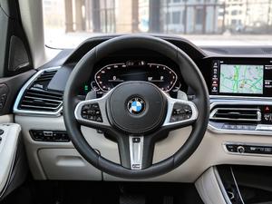 2019款xDrive40i 尊享型 M运动套装 方向盘