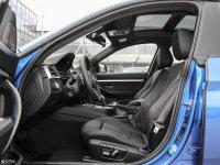 空间座椅宝马3系GT前排空间