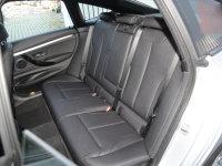 空間座椅寶馬3系GT后排座椅