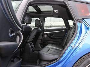 2019款330i xDrive M 运动型 后排空间