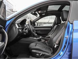2019款330i xDrive M 运动型 前排空间