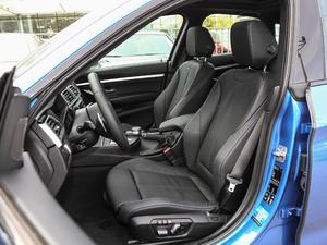 2019款330i xDrive M 运动型 前排座椅