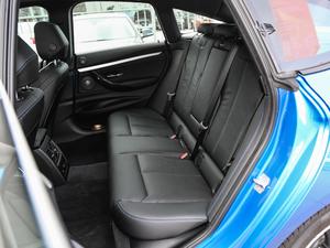 2019款330i xDrive M 运动型 后排座椅