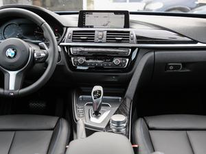 2019款330i xDrive M 运动型 中控台