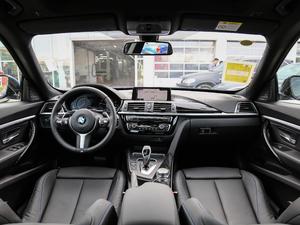 2019款330i xDrive M 运动型 全景内饰