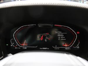 2019款750Li xDrive 仪表