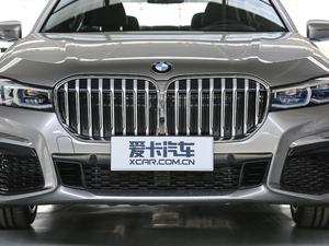 2019款740Li 尊享型 M运动套装 中网