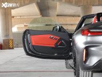 空間座椅寶馬Z4駕駛位車門