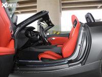 空間座椅寶馬Z4前排空間