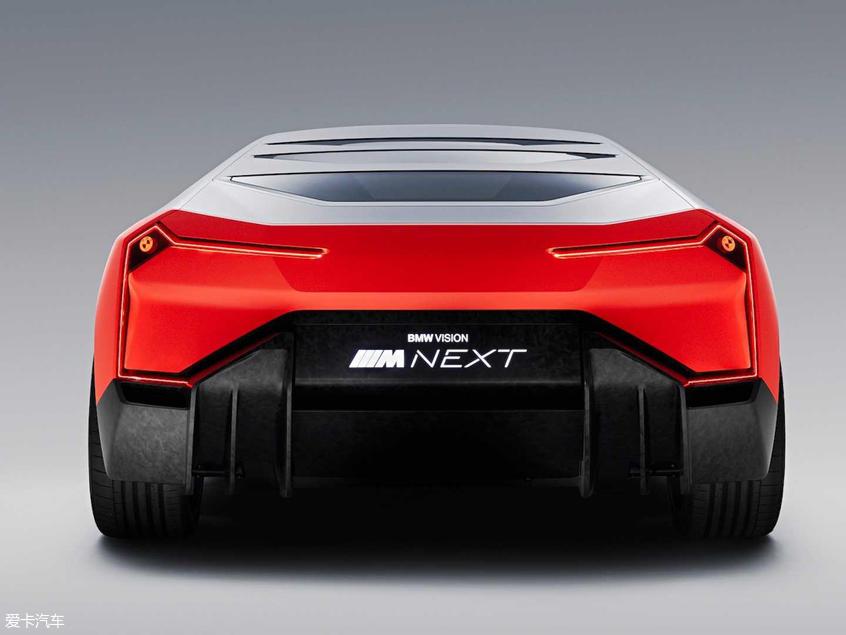 宝马(进口)2020款Vision M NEXT
