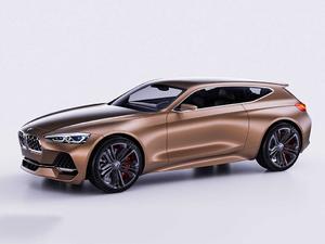2020��BMW Coupe Concept