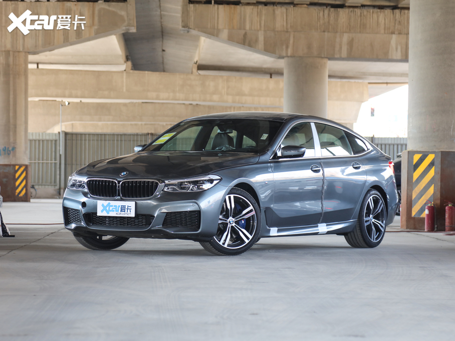 宝马6系GT试乘试驾 最高优惠4.1万
