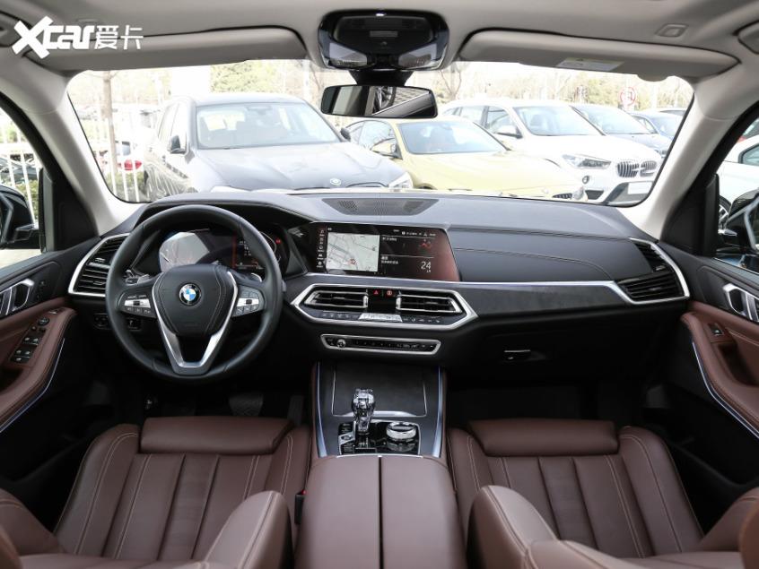 新款宝马X5正式上市 售69.99-85.99万元