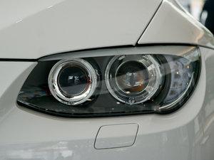2011款335i 敞篷轿跑车 头灯