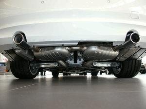 2011款335i 敞篷轿跑车 尾灯