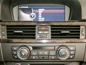 2011款335i 敞篷轿跑车 空调出风口
