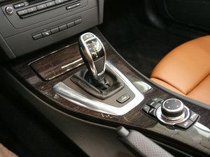 2011款335i 敞篷轿跑车 变速挡杆