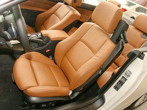2011款335i 敞篷轿跑车 前排座椅