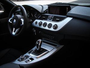 2013款sDrive20i 领先型 中控台