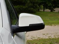 细节外观宝马5系旅行车后视镜