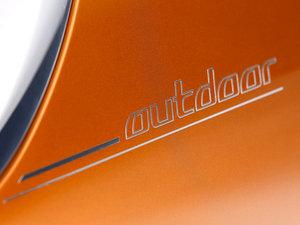 2013款Outdoor Concept 细节外观