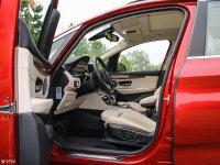 空间座椅宝马2系多功能旅行车前排空间