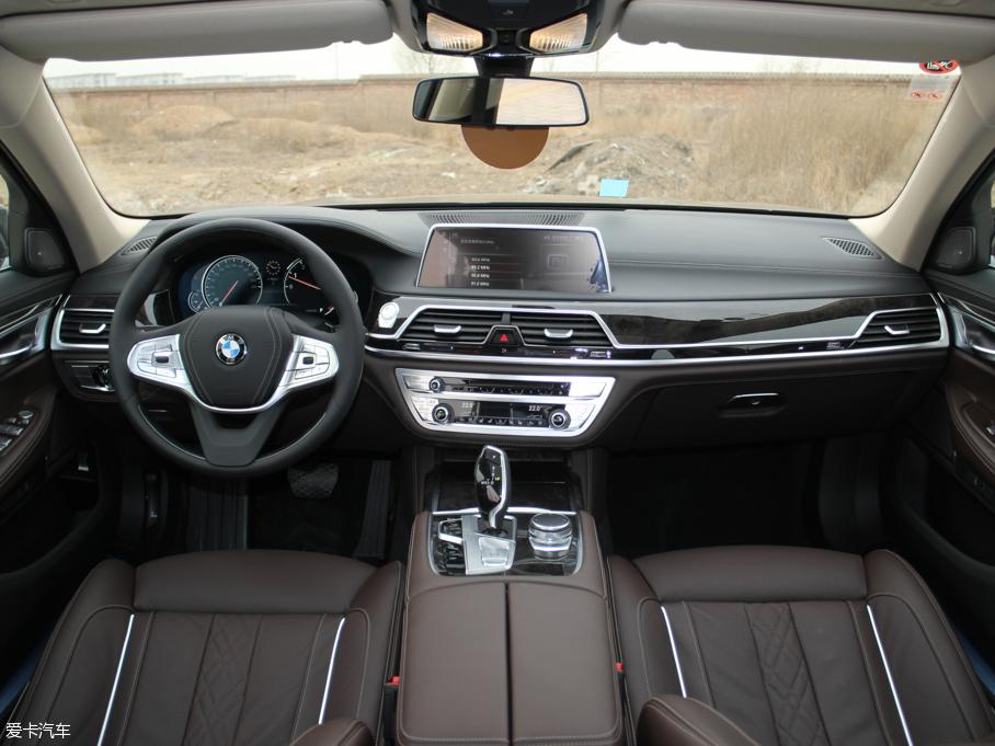 2016款宝马7系730li 豪华型