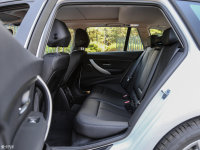空间座椅宝马3系旅行车后排空间