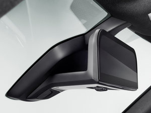 2016款Mirrorless concept 空间座椅