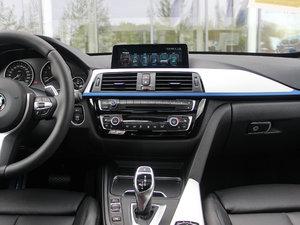 2017款330i xDrive M运动型 中控台