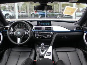 2017款330i xDrive M运动型 全景内饰